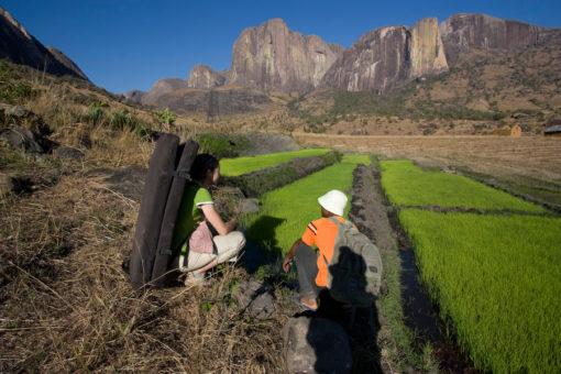Randonnées et nature endémique - Tsarasoa Lodge