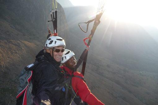 Parachutisme - Tsarasoa Lodge Madagascar