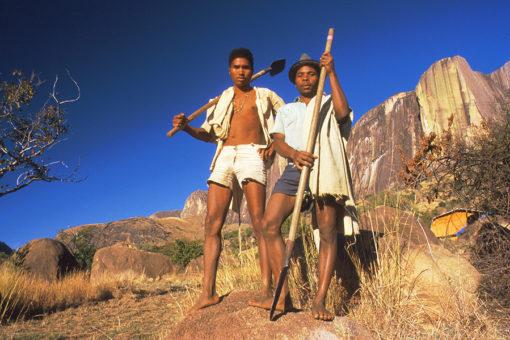 Paysans de Tsaranoro- Tsarasoa Lodge Madagascar