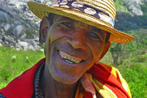 Sourire du paysans de Tsaranoro - Tsarasoa Lodge