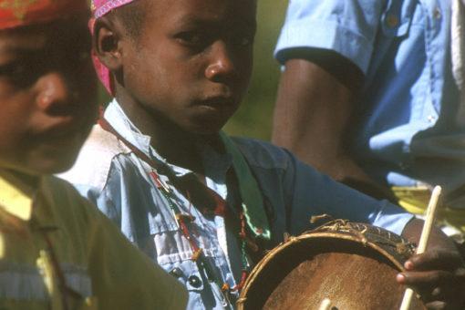 Jeunes Musiciens - Tsarasoa Lodge Madagascar