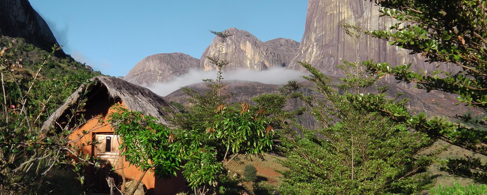 Bungalow Tsarasoa Lodge Madagascar