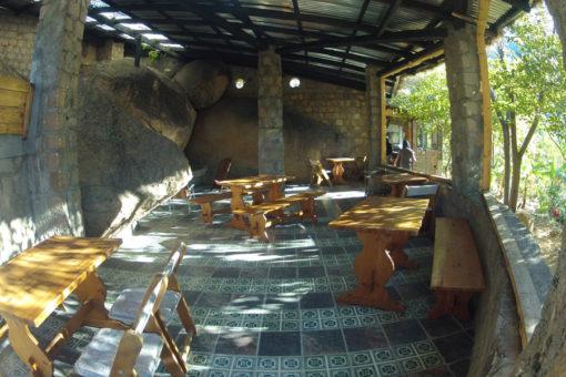 Restaurant - Tsarasoa Lodge Madagascar