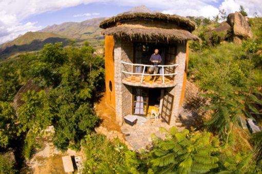 Bungalows Titanic - Tsarasoa Lodge Madagascar