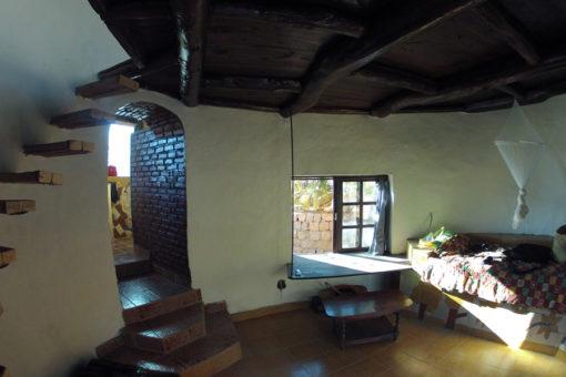 Chambre du Bungalows Titanic - Tsarasoa Lodge